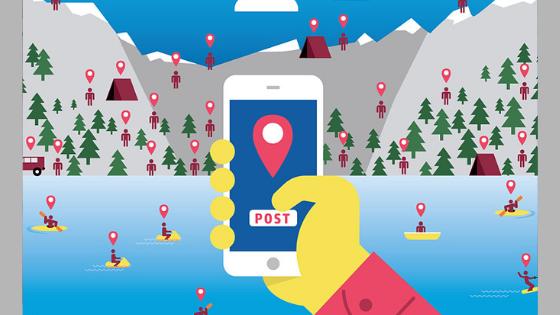 Geotagging, meta informações de geoposicionamento cada vez mais populares!