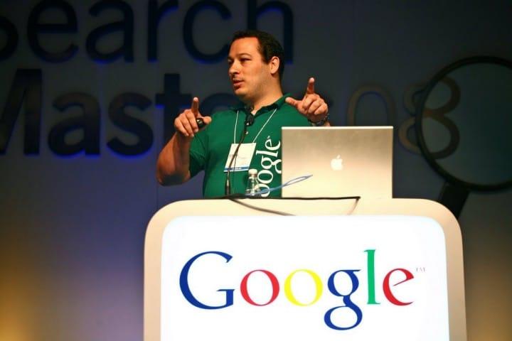 Como foi o Google Search Masters 2008?