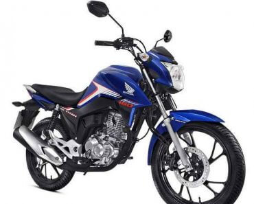 Financiamento Moto Honda CG 160 - Simule aqui