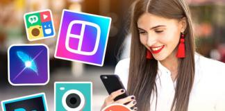 Aplicativos para editar foto