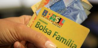 Calendário Bolsa Família