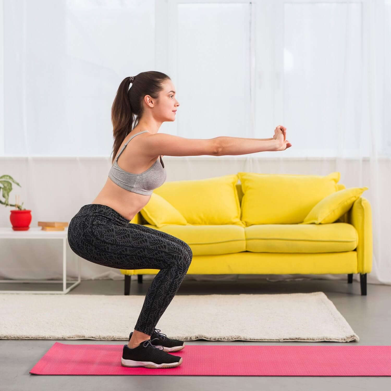 5 aplicativos de exercícios mais baixados para treinar em casa 3