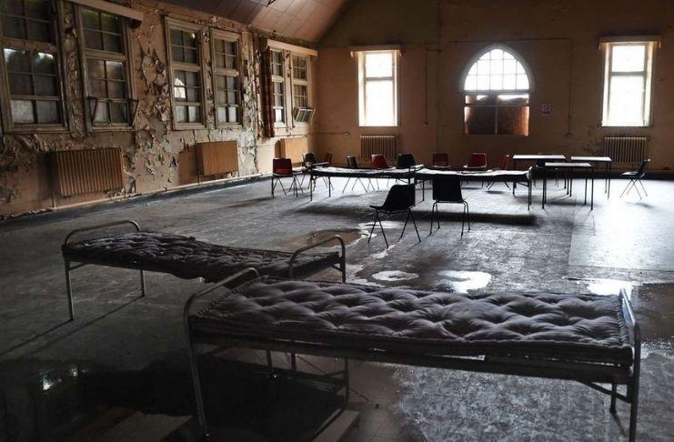 Orfanato abandonado é atração turística no Reino Unido