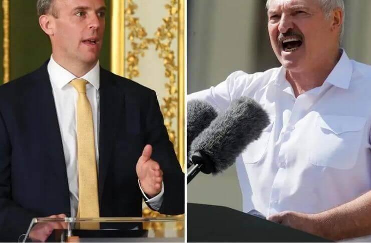 Reino Unido exige investigação sobre eleições na Bielorrússia 1