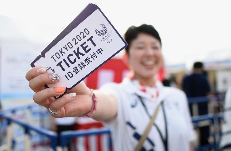Tóquio 2020 cria problemas para compradores de ingressos 2