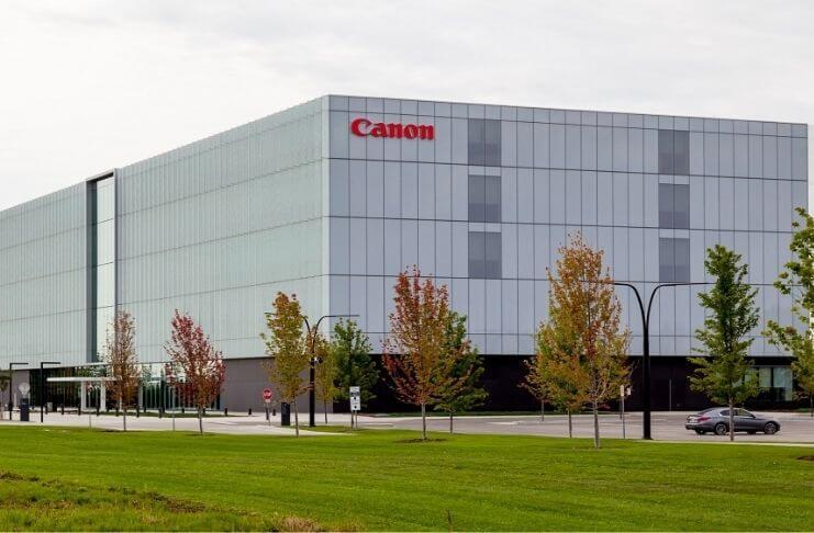 A Canon perde os arquivos dos seus usuários - e não consegue recuperar 1