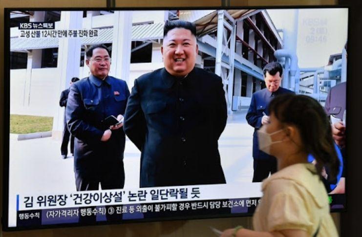 """Coréia do Norte vai """"atirar em qualquer um para impedir a propagação de COVID-19"""" 6"""