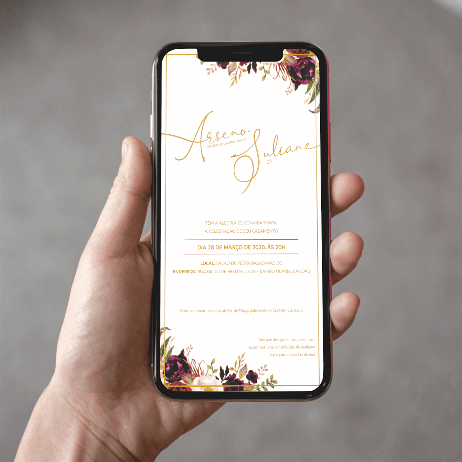 Os melhores aplicativos para criar convites pelo celular