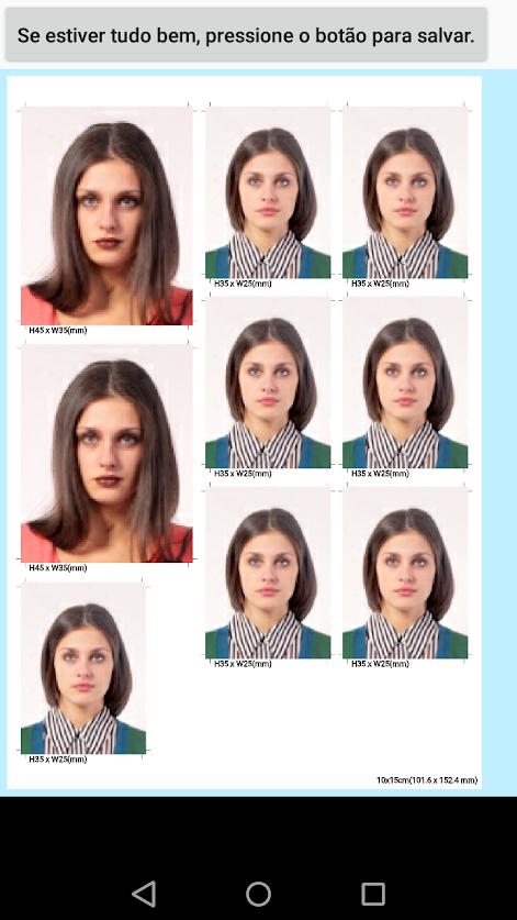 Como tirar fotos 3x4 para documentos gratuitamente pelo celular