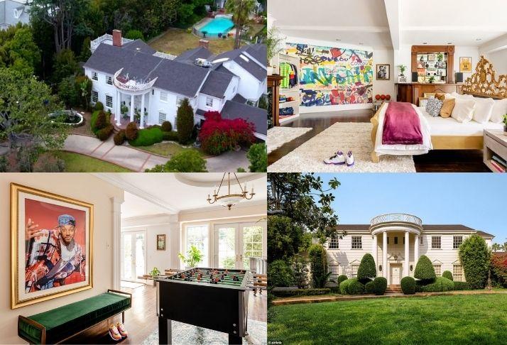 """Will Smith colocou a mansão do """"Maluco no Pedaço"""" para alugar no Airbnb 3"""