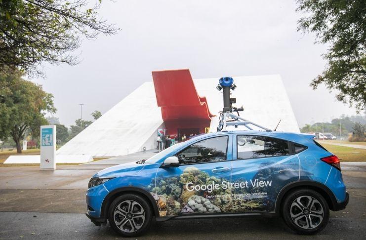 O Google Street pode revelar sua localização para outras pessoas