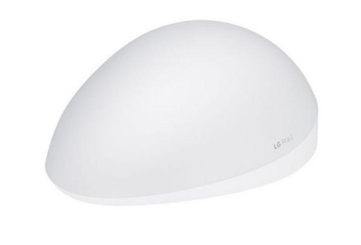 LG apresenta capacete de crescimento capilar com luzes LED