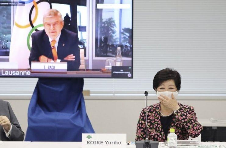 Reunião das Olimpíadas de Tóquio discute sobre vacinas