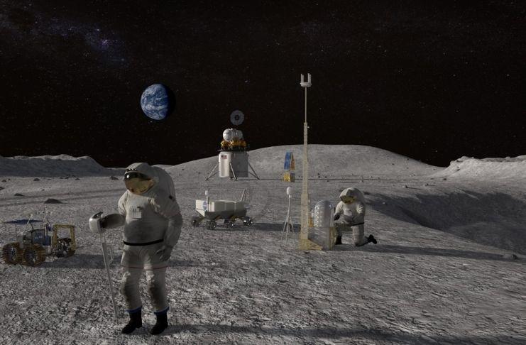 NASA anuncia que está procurando empresas para ajudar na mineração da lua