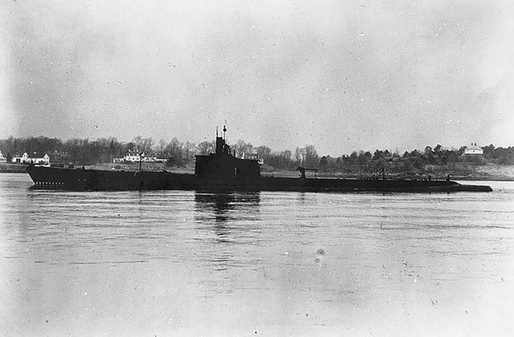 Mergulhadores podem ter encontrado um submarino americano perdido na Segunda Guerra Mundial