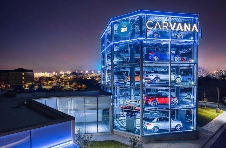 Pai e Filho ganham $5 bilhões on-line em um dia vendendo carros usados