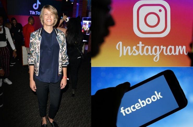 CEO da TikTok pede ajuda à Instagram, Facebook, para combater a proibição do aplicativo