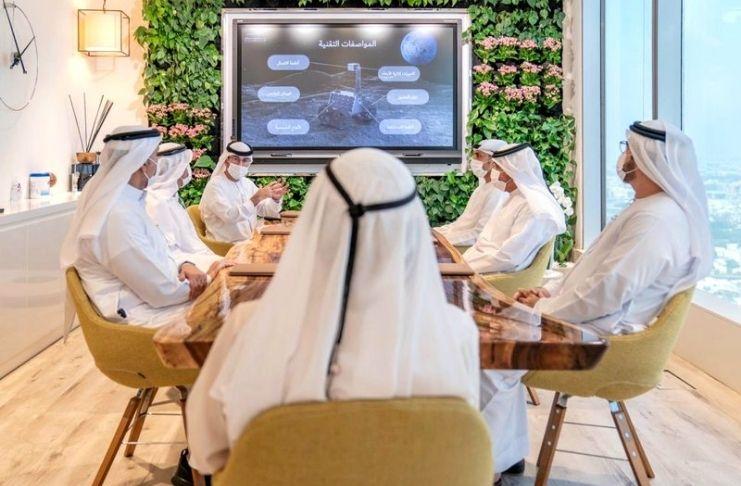 Emirados Árabes Unidos lançarão missão lunar em 2024