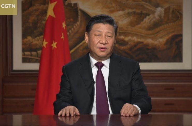 China promete chocante meta de emissão de carbono zero