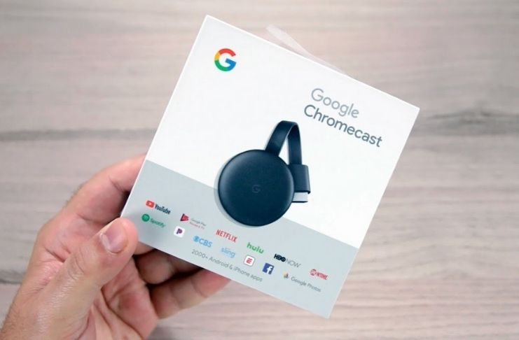 O novo e poderoso Chromecast do Google