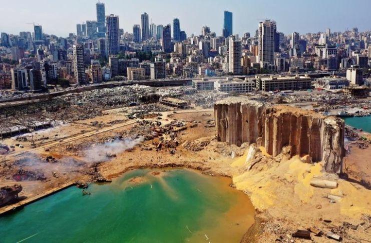 Três explosões registradas em Beirute em uma semana
