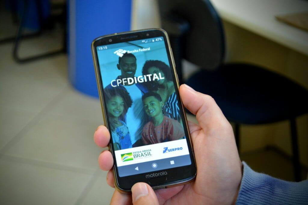CPF Digital e CNH estão disponíveis em aplicativo - Diário da Manhã