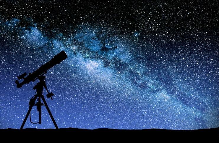 Telescópio escaneia 10 milhões de sistemas estelares e nao encontra nada