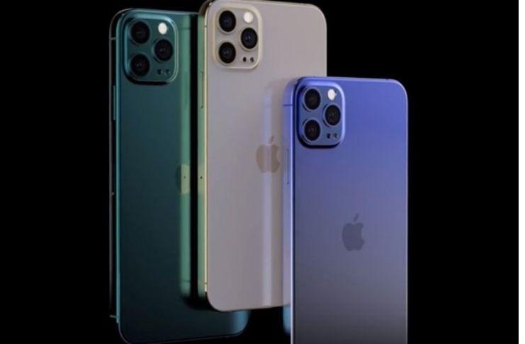 iPhone 12, novo design e lançamento previsto para 13 de outubro