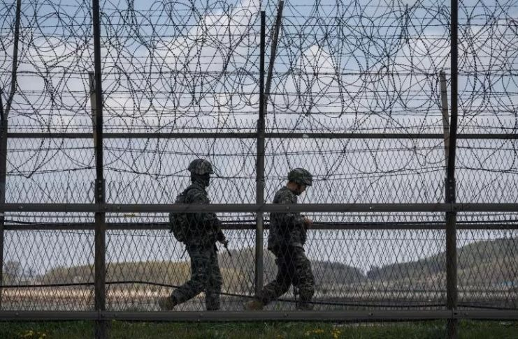 Coréia do Norte é acusada de assassinar oficial da Coréia do Sul