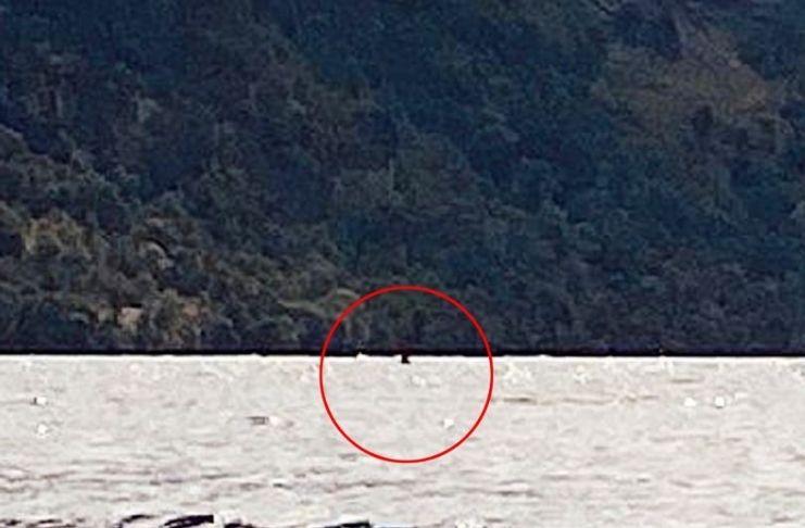Turista avista monstro do Lago Ness - e não é a primeira vez