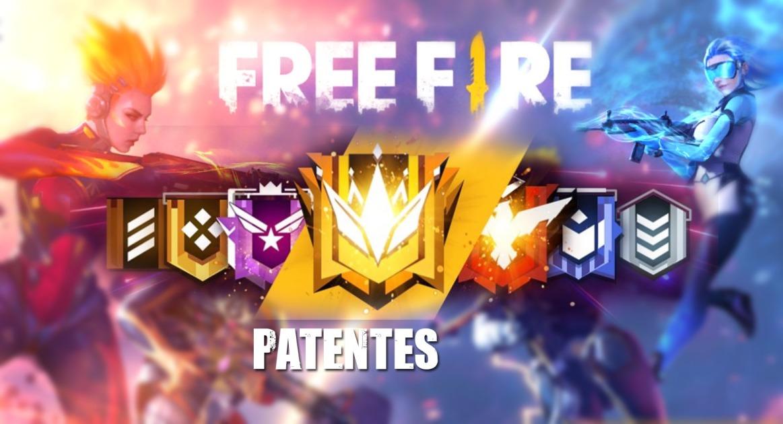 Free Fire - aprenda como subir de patente