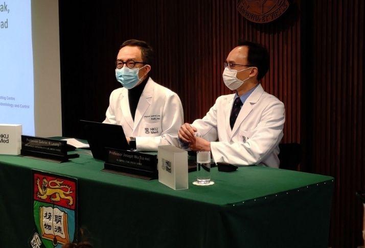 """Cientistas da Universidade de Hong Kong desmantem alegações que COVID-19 foi """"feita pelo homem"""" 3"""
