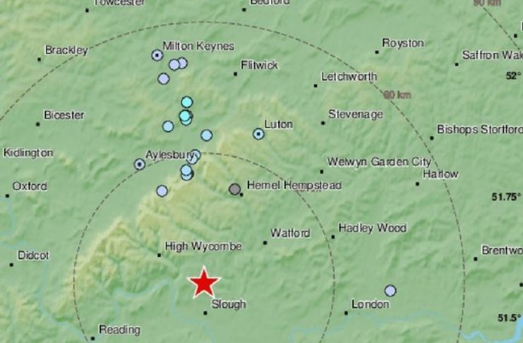 Terremoto no Reino Unido: tremor de 3,3 m atinge o sul da Inglaterra