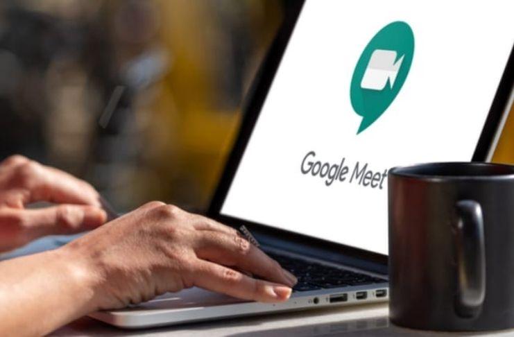 O recurso de cancelamento de ruído do Google Meet para iOS e Android
