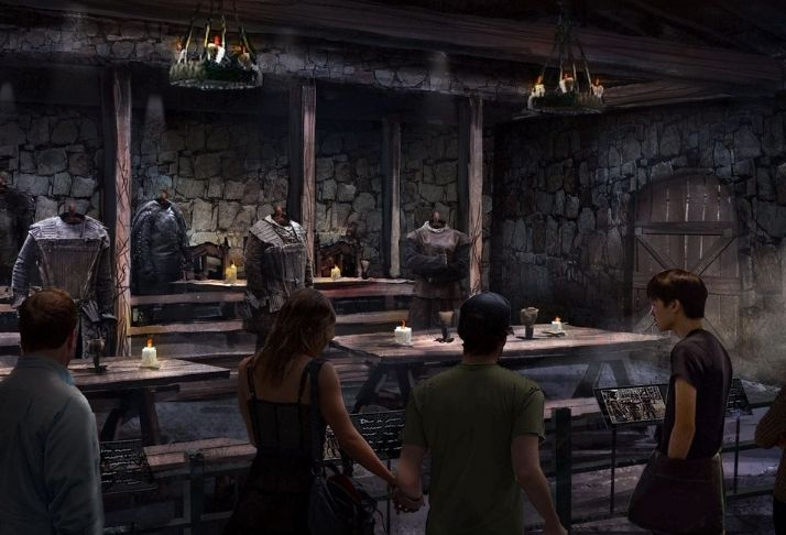 Atração de Game of Thrones de 169 milhões de reais vai inaugurar no Reino Unido