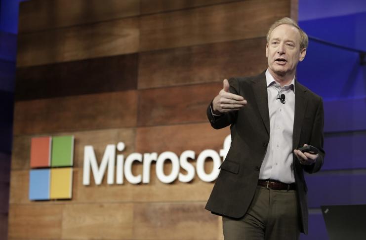 Ataques cibernéticos são um risco para democracia global, diz presidente da Microsoft