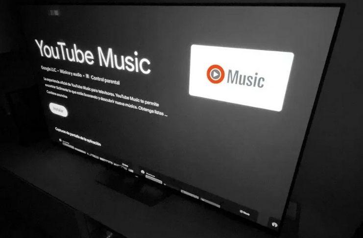 O YouTube Music tem atualização e é melhor transmitido nas TVs