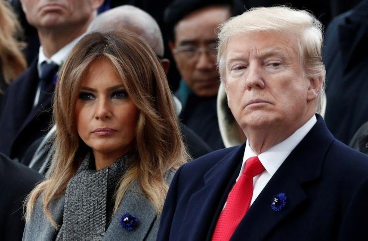 Donald Trump e sua esposa testam positivo para COVID-19 e entram em quarentena