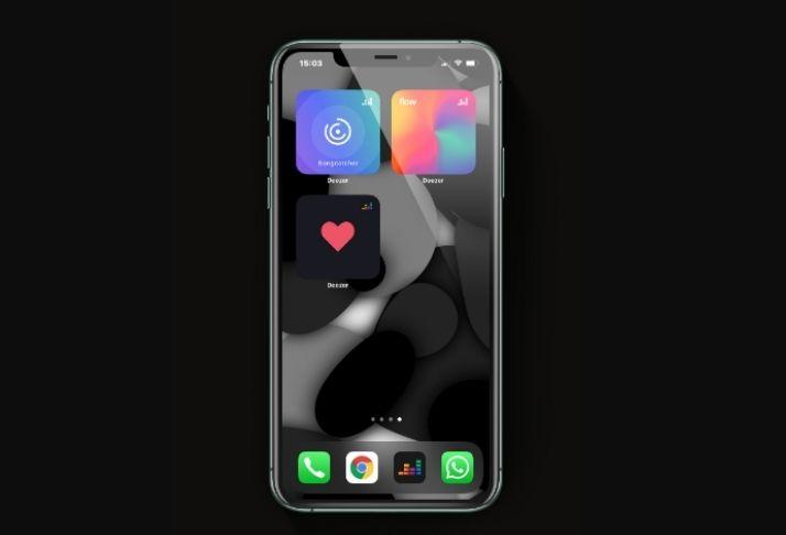 Upgrade do Deezer chega para iOS 14: Novas funções e mais
