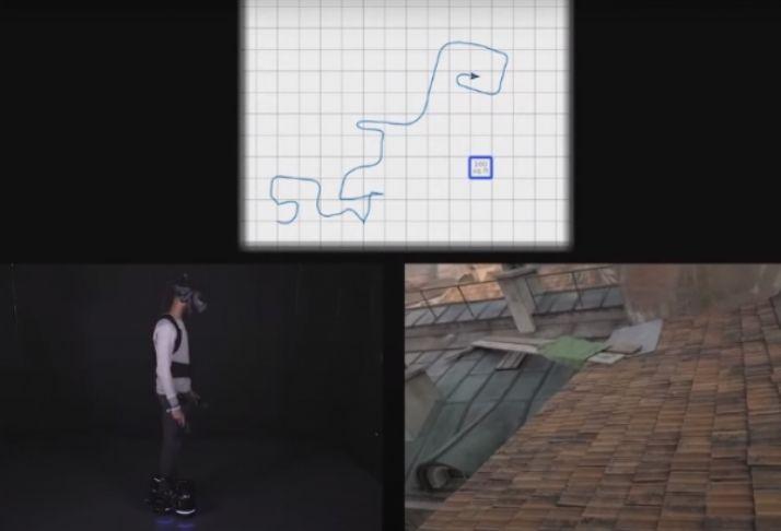 Botas de realidade virtual permitem que jogadores caminhem nos videogames