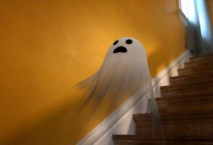 Google usa realidade aumentada e leva Halloween para usuários