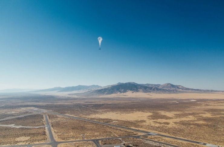 312 dias de viagem de balão: Recorde mundial quebrado pelo Google