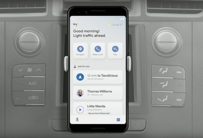 Google Assistant Driving Mode: a nova ferramenta para motoristas do Android