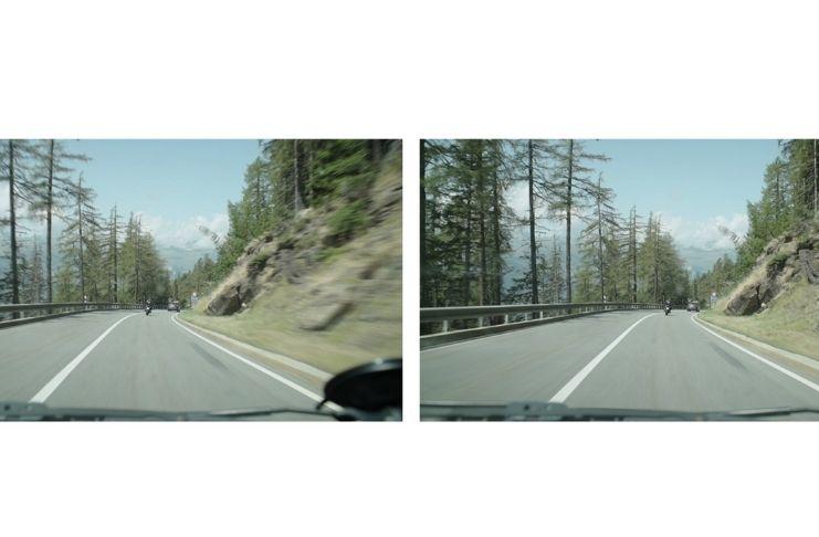 Sharp Shots da Adobe usa Al para melhor qualidade de vídeos com um clique