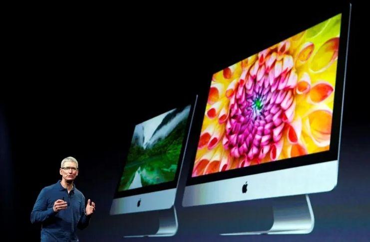 Apple sugere e curiosos procuram, um novo Mac e um chip Apple a caminho