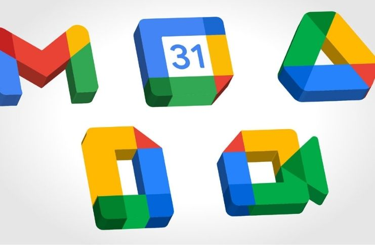 G Suite é agora Google Workspace e integra Google Docs, Chat e Gmail