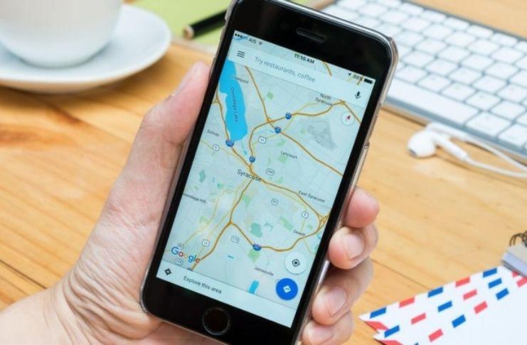 Google Maps informa movimentação dos lugares antes de o usuário i