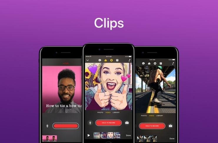 Nova atualização do Clips da Apple traz upgrades e usuários comemoram