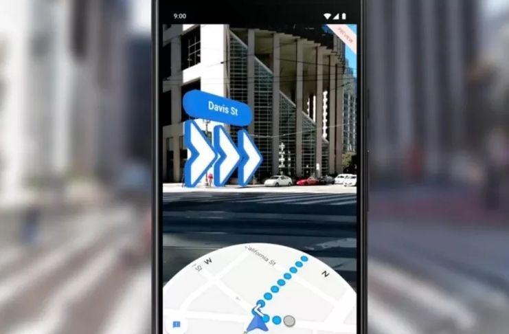 Google Maps em breve vai indicar pontos de referência para orientar usuários