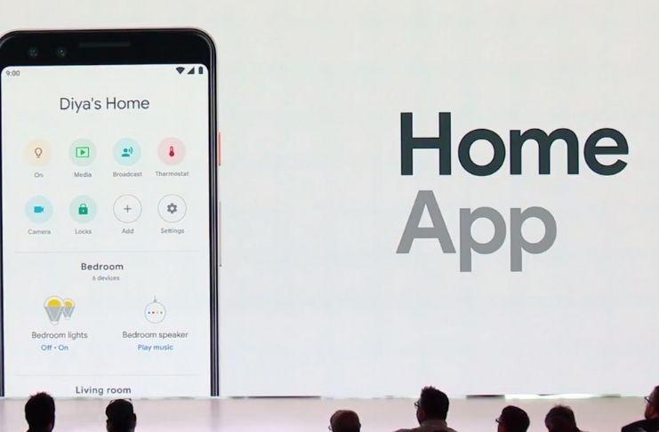 Google Home App implementa 'Rotinas Home & Away' com novas funções para os usuários